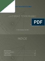 Guerra e Terrorismo