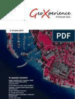 GeoXperience n. 10 - 2013