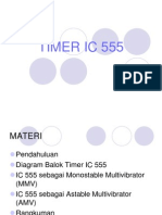 09 TIMER IC 555