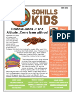 SoHills Kids Newsletter May 2013