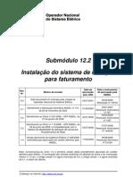 ONS PR 12.2 Instalação do sistema de medição  para faturamento.pdf
