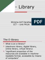 10.E-Library