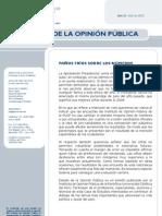 2009 Abril Politica y Economia Lima