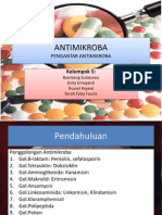 5. Antimikroba