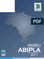 Abiplas Anuario Brasil Surfactants 2011