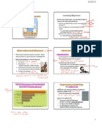 Ch 8 - Psychological Disorders Notes