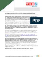 Ausbildung Und Ausbildungsinstitute_Stand 02_2013