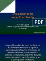 CAPACITACIÓN EVALUACIONES DE IMPACTO AMBIENTAL.ppt
