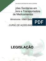 APRESENTAÇÃO PARA AULA DE DISTRIBUIDORA E TRANSPOTADORAS  CURSO DE AÇÕES BÁSICAS 09.05.2009
