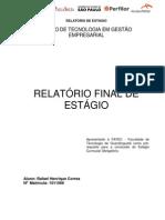 relatório raf