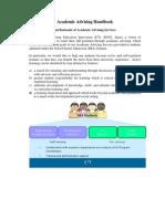 Academic Advising Handbook