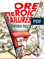 More Heroic Failures - Penguin Readers