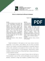 CRÍTICA E ANTROPOFAGIA EM OSWALD DE ANDRADE