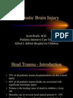 Head Trauma Brain Injury