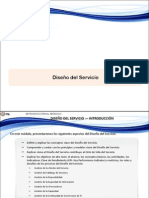 2. Diseño del Servicio