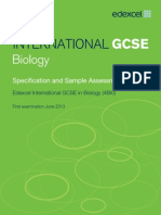 UG030030 International GCSE in Biology Master Booklet Spec Issue 3 SAMs for Web 280212