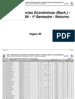 0036relacao Geral de Candidatos Classificados Por Curso Em Ordem de Classificacao(26!03!2013)