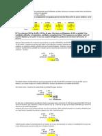 Ejercicios Estequiometria 2 Resuelto 2 1 y Respuestas