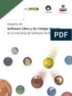Impacto de Software Libre y de Codigo Abierto en La Industria de Software de Brasil