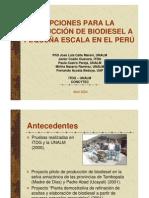 Presentación Biodiesel