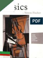 Simon Fischer, Violin Method Basics