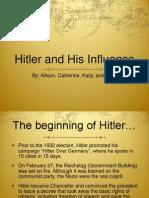 Hitler's Influence
