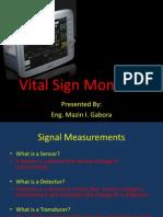 Xducers & P-Monitors
