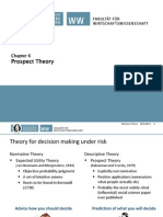 Utility Theory & Prospect Theory