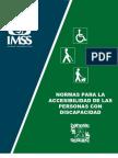 Normas para la accesibilidad de las personas con discapacidad IMSS.pdf