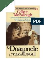 Colleen McCullough - Doamnele Din Missalonghi (v1.0)
