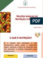 01 Noções básicas de Nutrição e Dietética