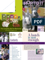 Hop To It - The RWAF Guide to Rabbit Care