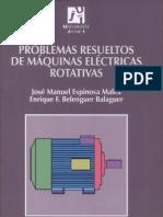 PROBLEMAS RESUELTOS DE MAQUINAS ELÉCTRICAS ROTATIVAS