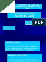 SABS-CONTRATOS - D.S.29190 - ULTIMO.ppt
