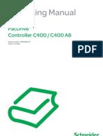 Operating Manual_ PacDrive Controller C400_C400 A8