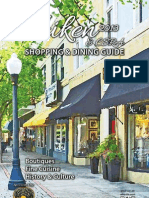 Aiken Shopping & Dining Guide 2013