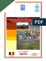 MISSION D'EVALUATION CONJOINTE POUR LES REFUGIES CENTRAFRICAINS DANS LA REGION DE SALAMAT DAHA ET HARAZE – SUD EST DU TCHAD (Octobre 2009)
