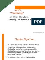 Chapter 15 Evans Berman