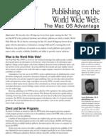 MacOS as a Web Server Platform