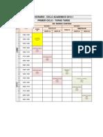 Ime Horario Sabana 1-10-2013-i (27 Abril)