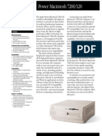 Power Macintosh 7200/120