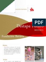 120629456 DESTAPA FUTURO Presentacion Descriptiva Del Programa