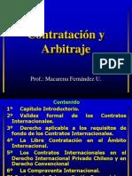 1 Contratación y Arbitraje