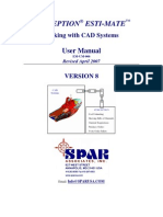 EM-OV-008 Linking With CAD Systems