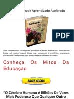 Download eBook Livro Aprendizado Acelerado