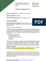 Guia Trabajo Colaborativo No 2 - Semestral -2012- 1