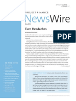 2012 05 - project finance newswire - may 2012