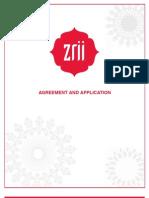 ZRII Application