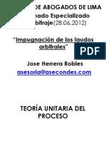 impugnaciondelaudosarbitrales03-07-12joseherrerarobles-120803123556-phpapp01