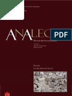 Analecta III 2009